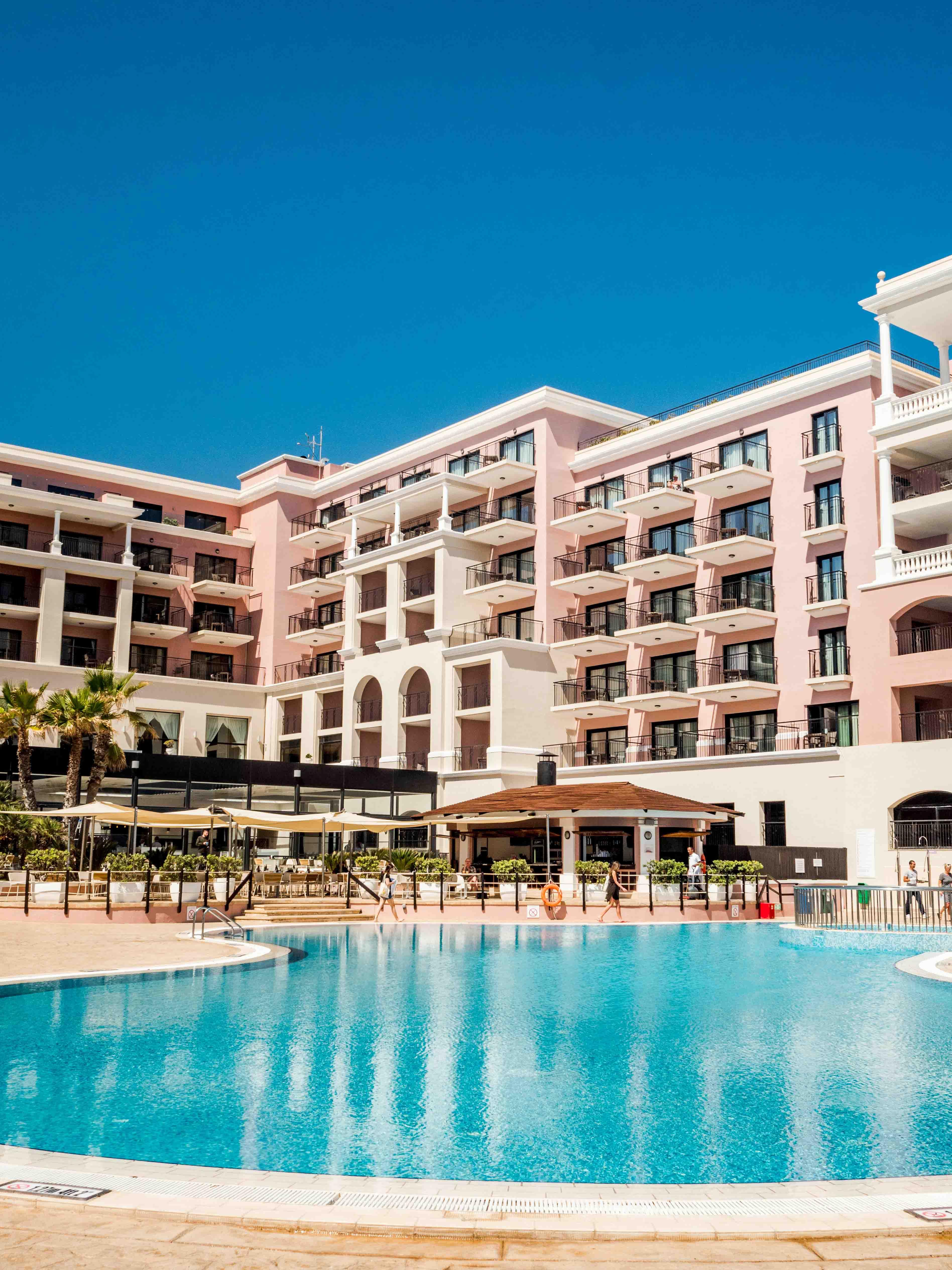 Westin hotel, Malta