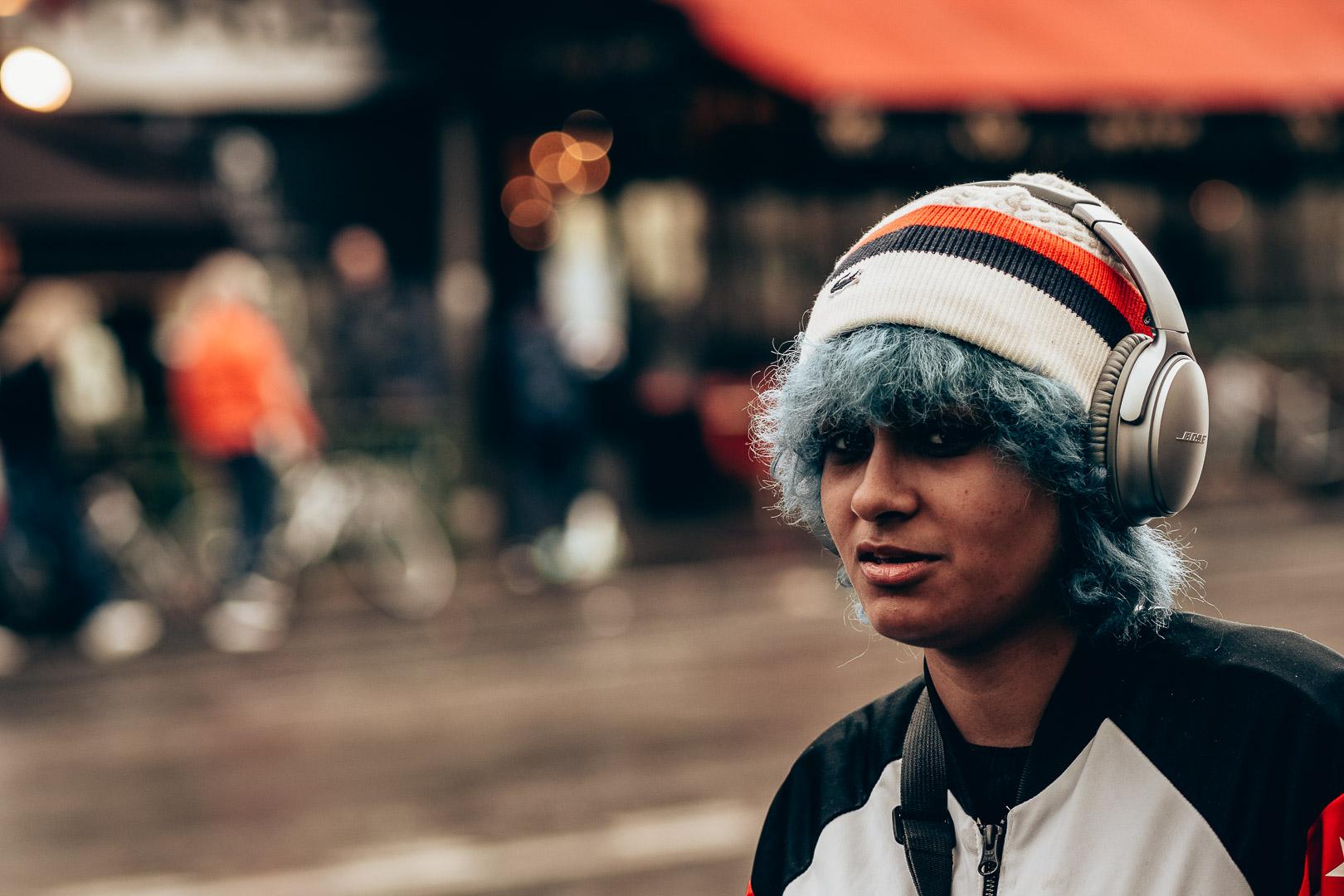 street style photography at Paris Fashion Week