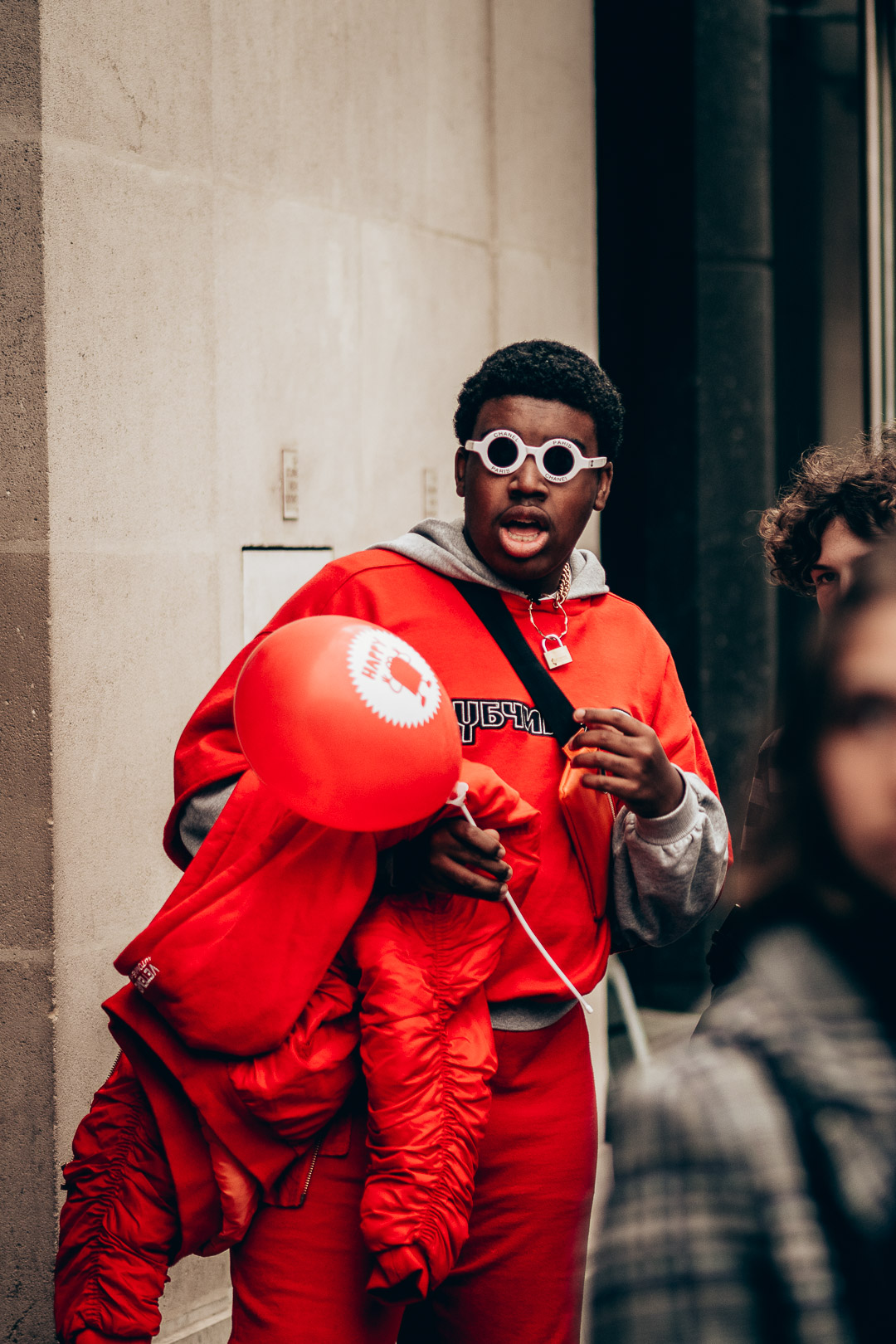 street style photography at Paris Fashion Week